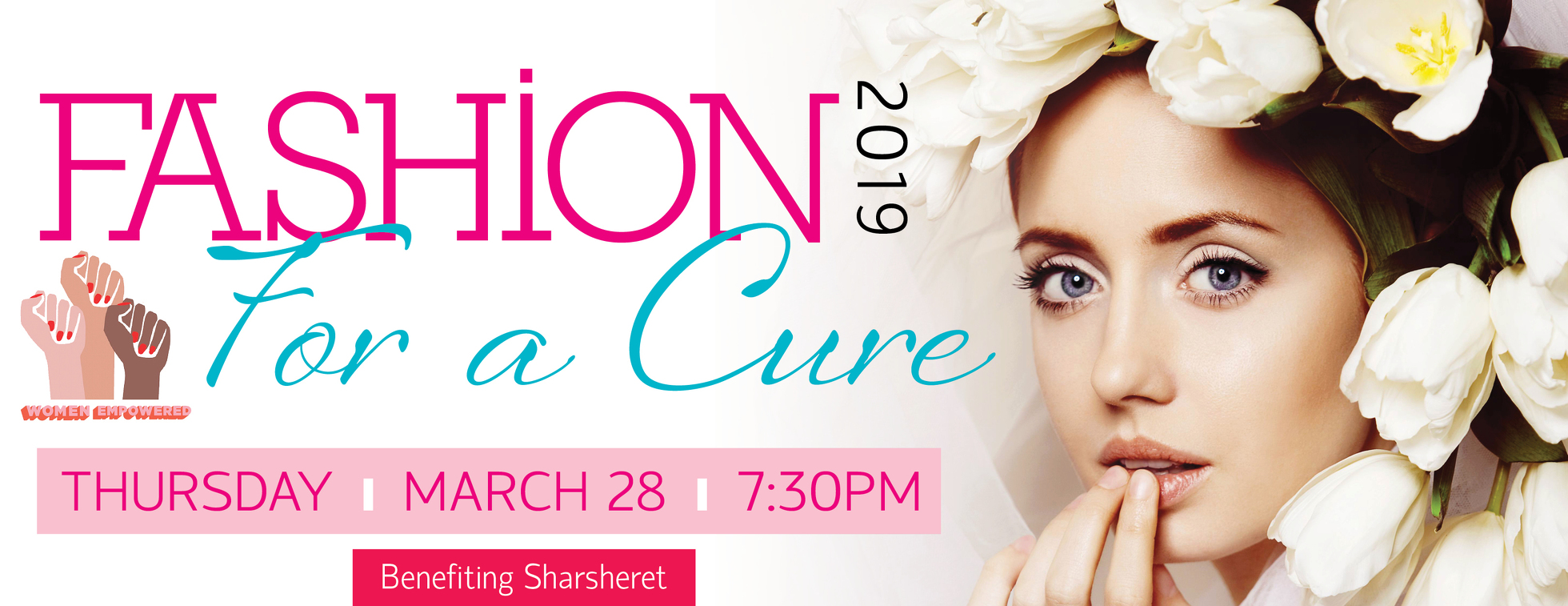 Fashion for a Cure 2019